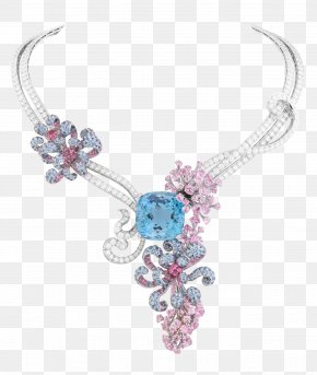 Necklace - Jewellery Necklace Gemstone Aquamarine Charms & Pendants PNG