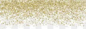 Gold Powder,Sequins Shine - Wedding Invitation Confetti Paper Glitter Gold PNG