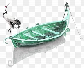 Decorative Boat - Boat Hanlu Watercraft Download PNG