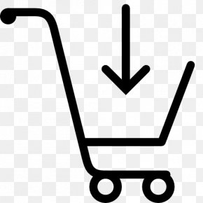 Shopping Cart - Shopping Cart Online Shopping Hypermarket Icon PNG