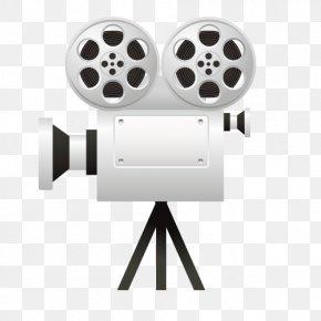 Camera Model - Cinema Film Camera PNG