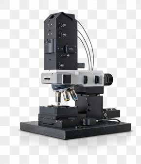 Microscope - Atomic Force Microscopy Near-field Scanning Optical Microscope Raman Microscope PNG