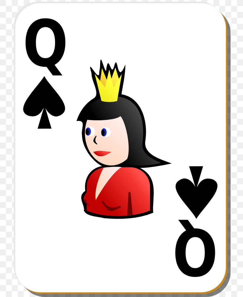 Queen Of Spades Playing Card Clip Art, PNG, 737x1000px, Queen, Ace Of Spades, Artwork, Dame De Carreau, Drawing Download Free