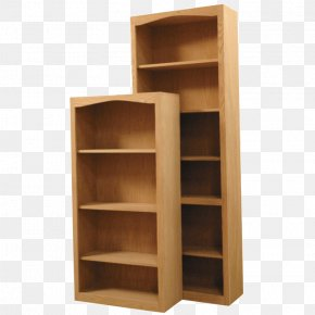 Store Shelf - Bookcase Shelf Furniture Wood Sliding Glass Door PNG