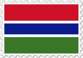 Flag - Flag Of The Gambia Flag Of Chile National Flag PNG