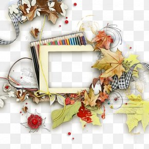 Interior Design Picture Frame - Background Watercolor Frame PNG