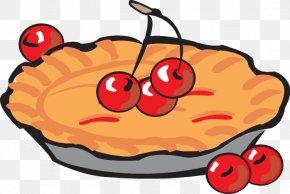 Pie Throwing Cliparts - Cherry Pie Apple Pie Tart Clip Art PNG