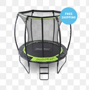 Trampoline - Trampoline Safety Net Enclosure Sporting Goods Jumping Springfree Trampoline PNG