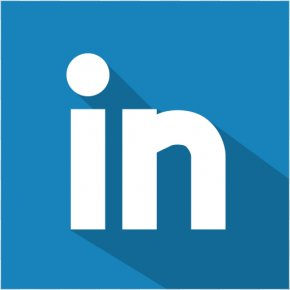 Linkedin - Blue Diagram Angle Area PNG