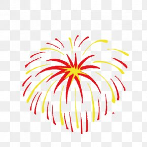 Chinese New Year,Fireworks Display - Fireworks Firecracker Illustration PNG