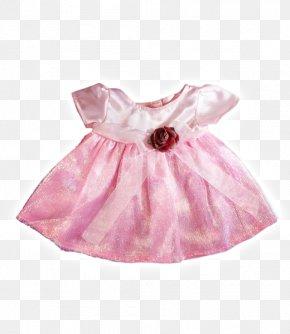 Pink Teddy - Stuffed Animals & Cuddly Toys Webkinz Dress Build-A-Bear Workshop PNG