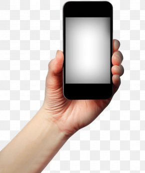 Smartphone In Hand Image - Smartphone Mobile Phone PNG