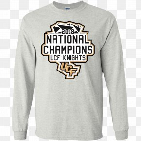 T-shirt - T-shirt University Of Central Florida 2018 College Football Playoff National Championship Hoodie UCF Knights Football PNG