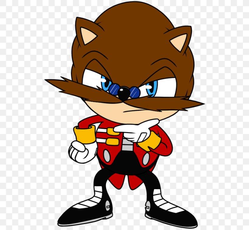 Doctor Eggman Sonic The Hedgehog Boss Fan Art Character Png