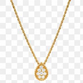 Pendant Image - Gold Earring Pendant Jewellery PNG