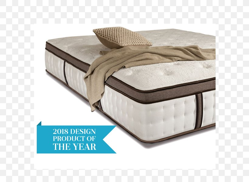 Mattress Bed Frame Box-spring Tuft & Needle, PNG, 600x600px, Mattress, Bed, Bed Frame, Box Spring, Boxspring Download Free