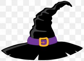 Witch Vector - Witch Hat Clip Art PNG