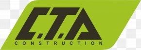 Construction Logo - CTA Construction Architectural Engineering House Maison En Bois Project PNG