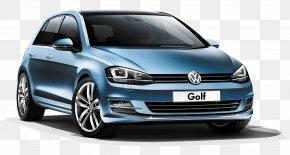 Blue Volkswagen Golf Car Image - Volkswagen GTI Volkswagen Golf Mk6 Car Volkswagen Beetle PNG