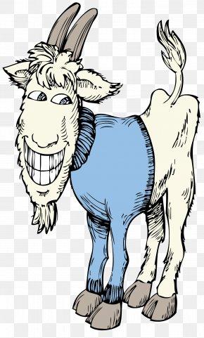 Goat - Boer Goat Sheep Clip Art PNG