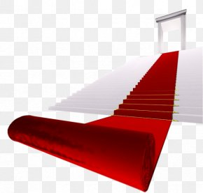 Red Carpet Stairs - Red Carpet Cannes Film Festival PNG