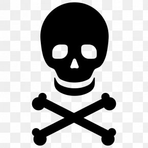 Skull - Skull And Crossbones Human Skull Symbolism Hazard Symbol Stock Photography PNG