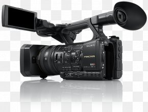 Integral - Sony Camcorders Professional Video Camera 1080p Sony Corporation PNG
