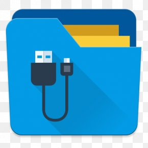 Data Transfer Cable - Android File Explorer File Manager Plug-in PNG