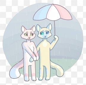 Rainy Day - Cat Mammal Dog Animal Carnivora PNG