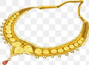 Gold Jewelry Necklace Photos - Jewellery Gold Necklace PNG