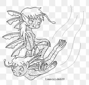 Line - Line Art Finger Drawing Cartoon /m/02csf PNG