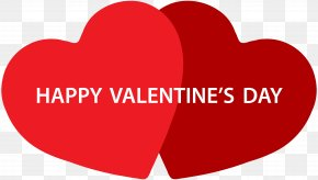 Happy Valentine's Day Hearts PNG Clip Art - Happy Valentine's Day Heart Gift Red Velvet Cake PNG