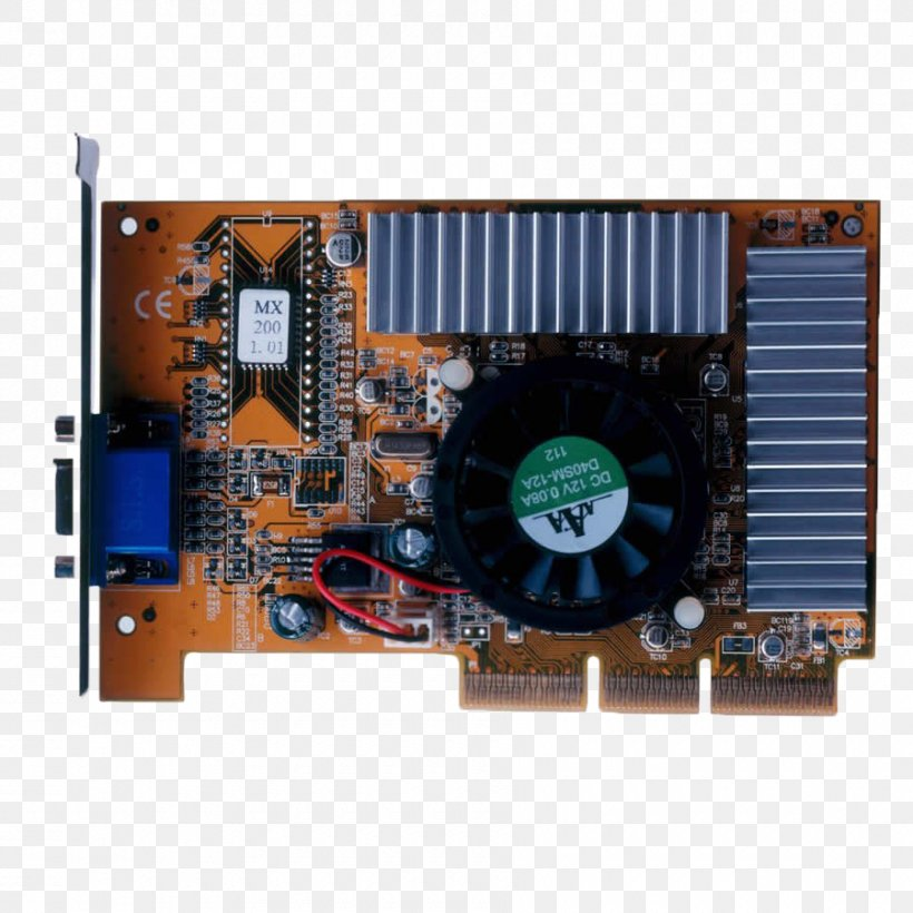 Video Card Computer Hardware Motherboard Desktop Computer, PNG, 900x900px, Video Card, Central Processing Unit, Computer, Computer Component, Computer Graphics Download Free