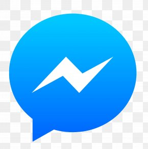 Social Media - Facebook Messenger Social Media Mobile App Messaging Apps PNG