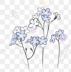 Lilac - Flower Download Illustration PNG