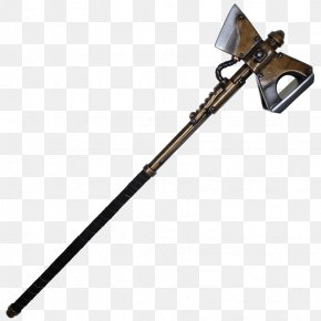 Battle Of Kings - War Hammer Battle Axe Weapon Live Action Role-playing Game PNG