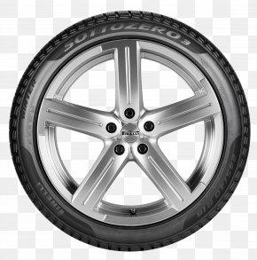 Tyre - Car Pirelli Cinturato Snow Tire PNG