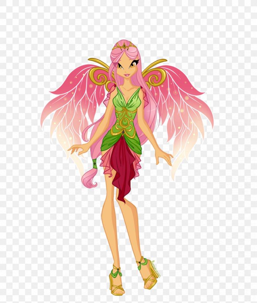 Musa Deviantart Fairy Pixel Art Png 824x970px Musa Angel