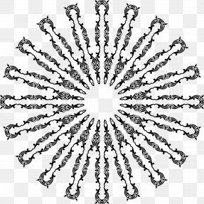 Peace Symbol - Carnival Graphic Design Clip Art PNG