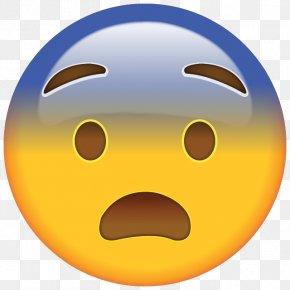 Embarrassed Expression - Emoji Emoticon Icon PNG