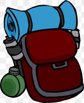 Herbert's Revenge Club Penguin Island BackpackPack - Club Penguin: Elite Penguin Force PNG