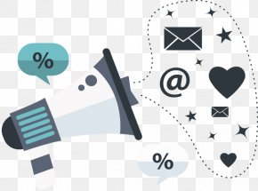 Email - Digital Marketing Email Web Page PNG
