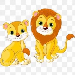 Lion - Lion Can Stock Photo Clip Art PNG