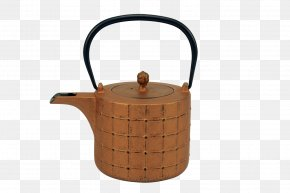 Chinese Wind Retro Kettle - Kettle Teapot Chinoiserie PNG