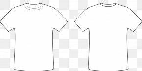 T-shirt - T-shirt Clothing Sleeve Collar Dress PNG
