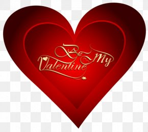 Valentines Day - Valentine's Day Heart Love Clip Art PNG