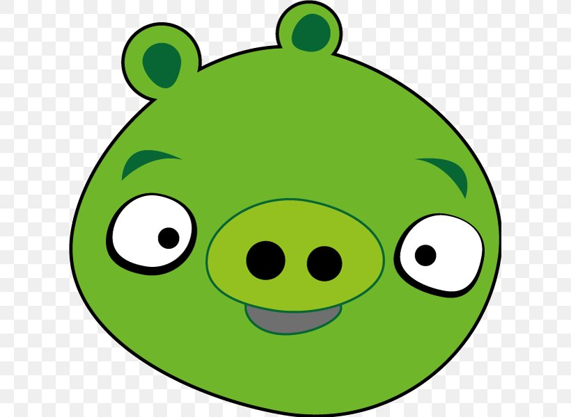 Pig Vector Graphics Angry Birds Epic Drawing Illustration Png 621x600px Pig Amphibian Angry Birds Angry Birds