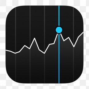 Stocks - Aqua Electric Blue Font PNG