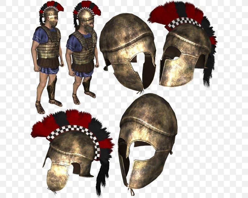 Mount Blade Warband Ancient Greece Chalcidian Helmet Corinthian