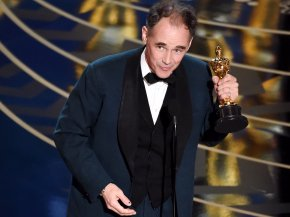 Leonardo Dicaprio - Dolby Theatre Mark Rylance 88th Academy Awards Bridge Of Spies 1st Academy Awards PNG